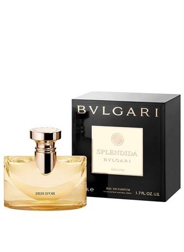 Bvlgari Splendida Irıs D'OR EDP 50 ml Kadın Parfüm Renksiz
